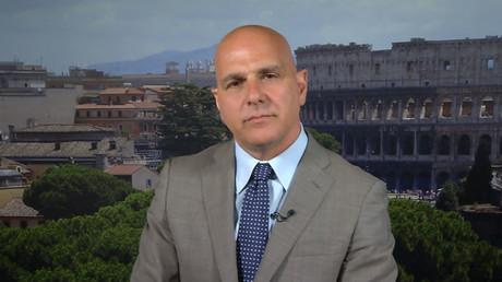 Antonio de Bonis - the president of the Geocrime Education Association