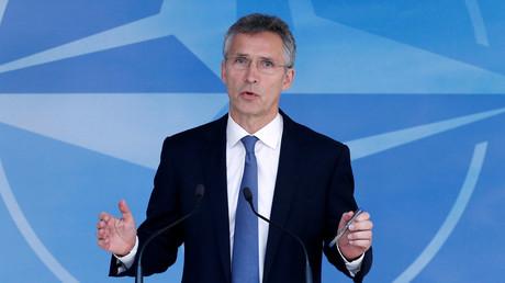 NATO Secretary-General Jens Stoltenberg. © Francois Lenoir