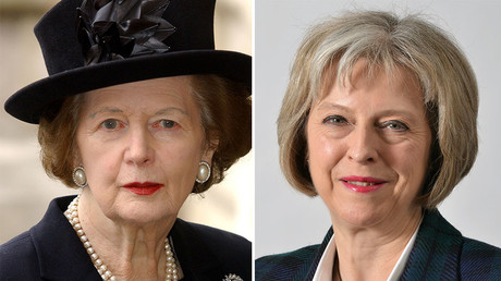 Theresa May is no Iron Lady