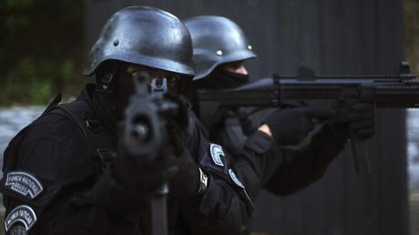 Brazilian police special forces © Lunae Parracho