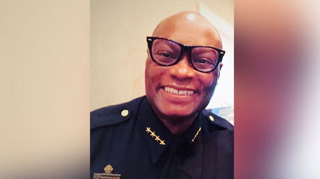 Dallas Police Chief David O. Brown. © Iamhasanansari