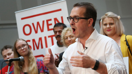 Labour MP Owen Smith © Geoff Caddick