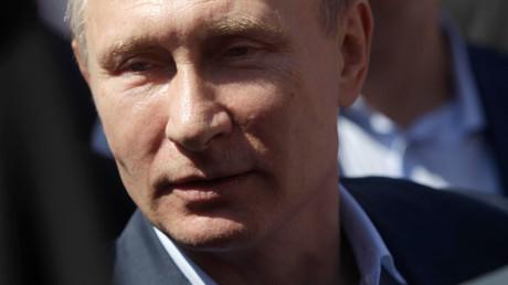 Russian President Vladimir Putin © Alexandros Avramidis