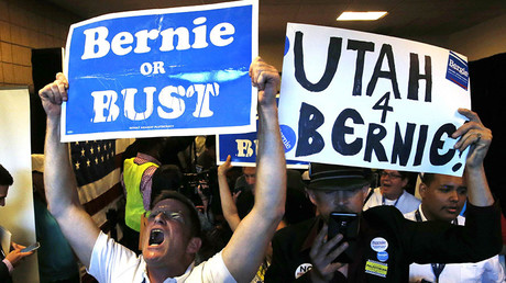 Sanders surrogate considering Green Party VP slot