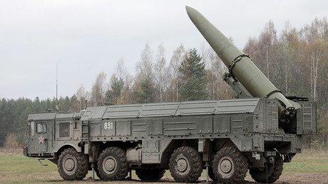 Iskander high-precision missile system. © Alexei Danichev