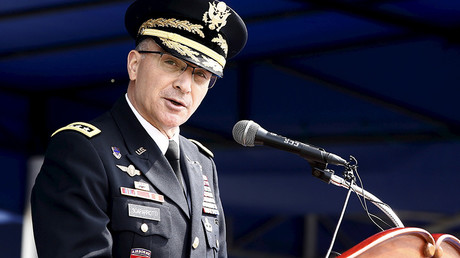 NATO Supreme Allied Commander Europe Gen. Curtis M. Scaparrotti © Jeon Heon-kyun