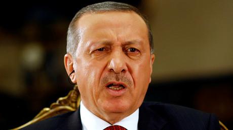 Turkish President Tayyip Erdogan © Umit Bekta