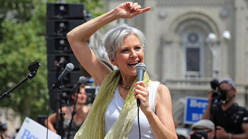 Image result for jill stein hippy