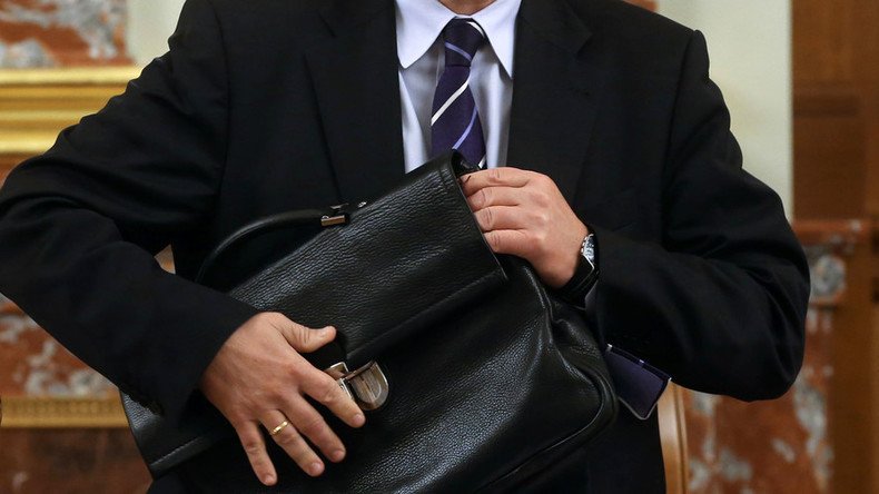 Russia to introduce nationwide blacklists of ex-officials sacked over loss of trust