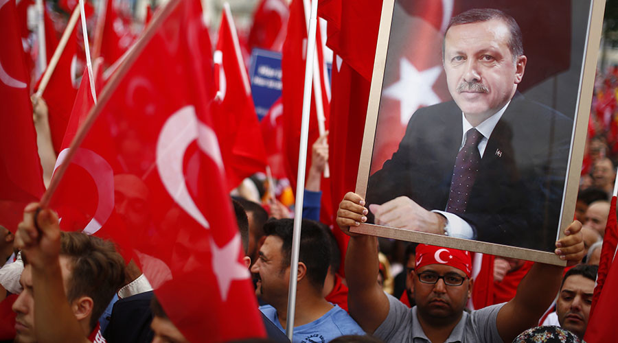 Turkey summons German charge d'affaires over refusal to show Erdogan address at Cologne rally