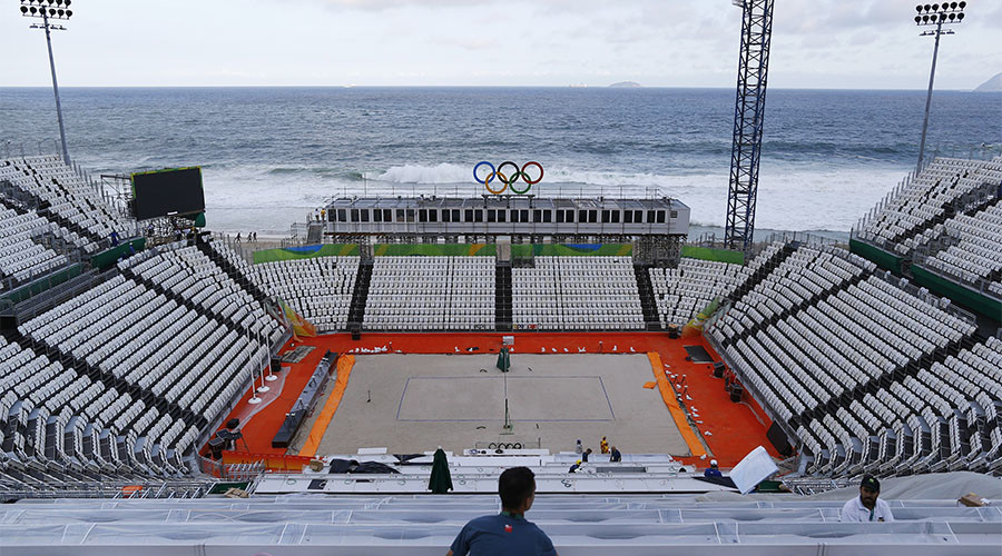Will Rio be ready & secure in time for 2016 Olympics?