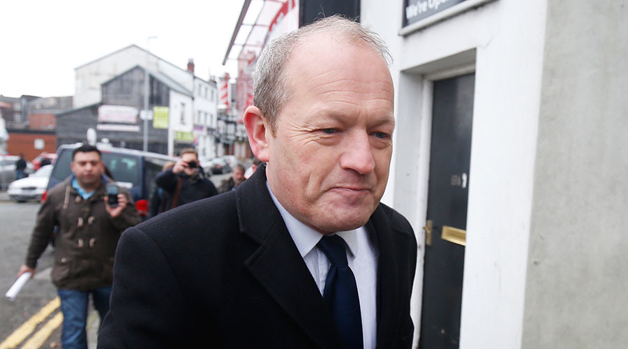 Labour member of parliament Simon Danczuk. © Andrew Yates