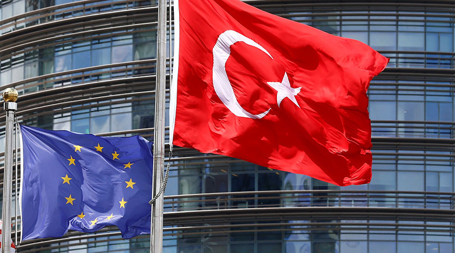 Europe should ignore Turkey's 'visa blackmail' over refugee deal – German vice chancellor