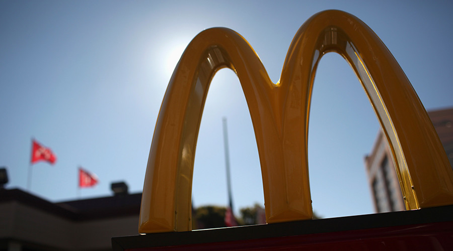 McDonald's to serve antibiotic-free chicken, sort of