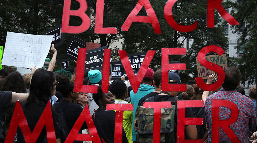 #BlackLivesMatter calls for slavery reparations, free education & justice reforms