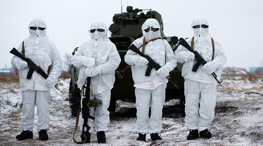 Putin orders military to celebrate Nov 25 as Peacekeeper Day