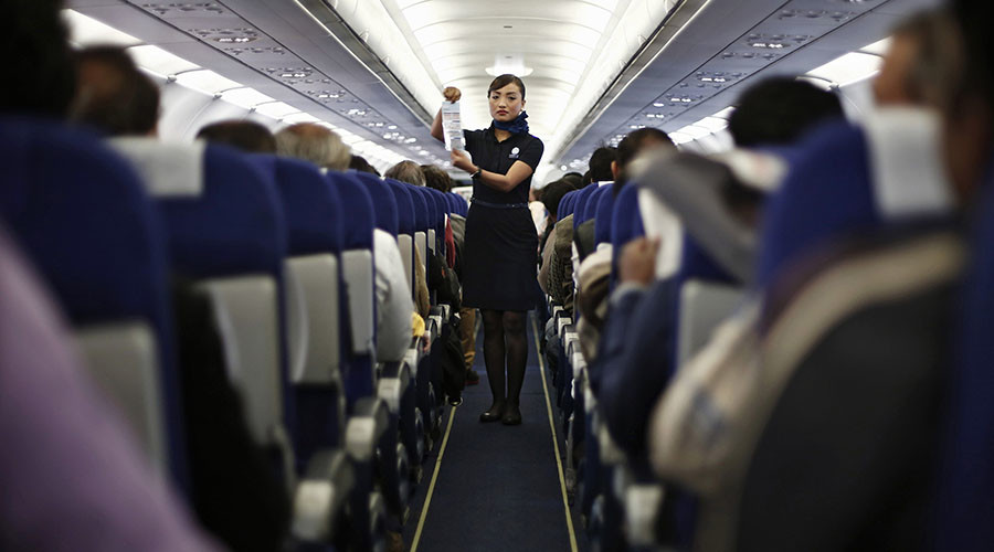 5 times in-flight entertainment was more than passengers bargained for