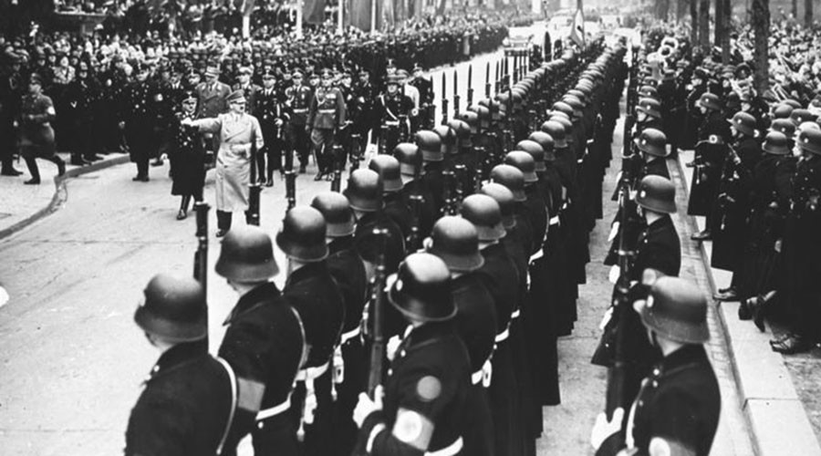 25 Nazi Waffen-SS veterans found living freely in Britain
