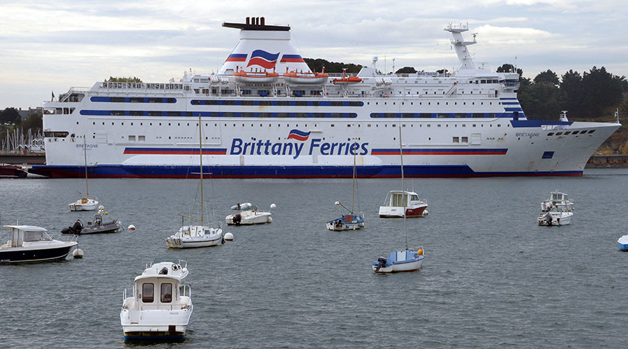 Wave of terror: Armed sea marshals could patrol aboard English Channel ferries