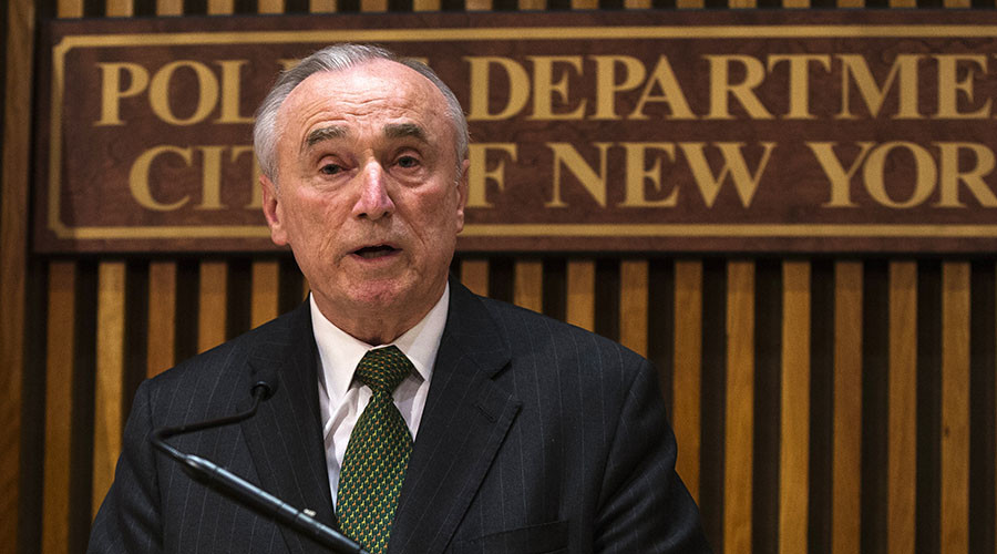 NYPD Commissioner Bratton to resign amid protests against police brutality
