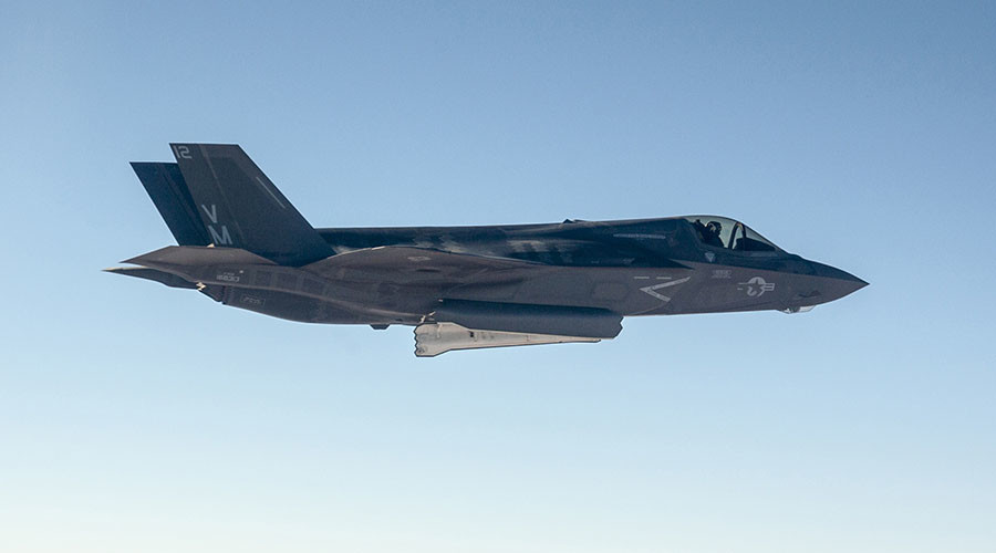 F-35 declared 'ready for combat' after 15 years in making