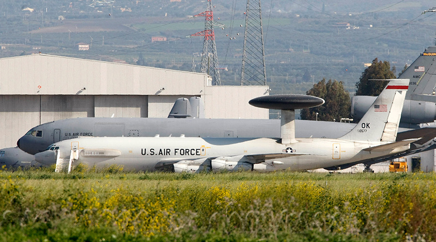 Italy to consider any US requests to use Sicily air base for anti-ISIS strikes in Libya