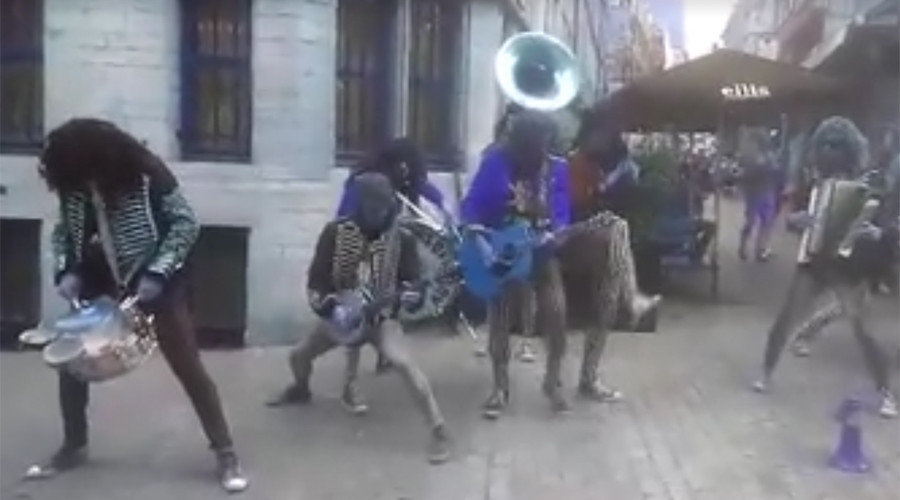 Dutch 'heavy metal marching band' wins internet with cover of 'Ace of Spades'