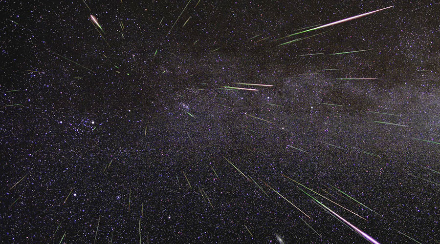 All eyes on the skies: Spectacular Perseid meteor shower about to peak