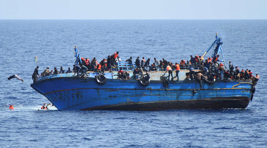 Refugee deal with Libya 'dangerous' as there's no effective government in Tripoli - Amnesty