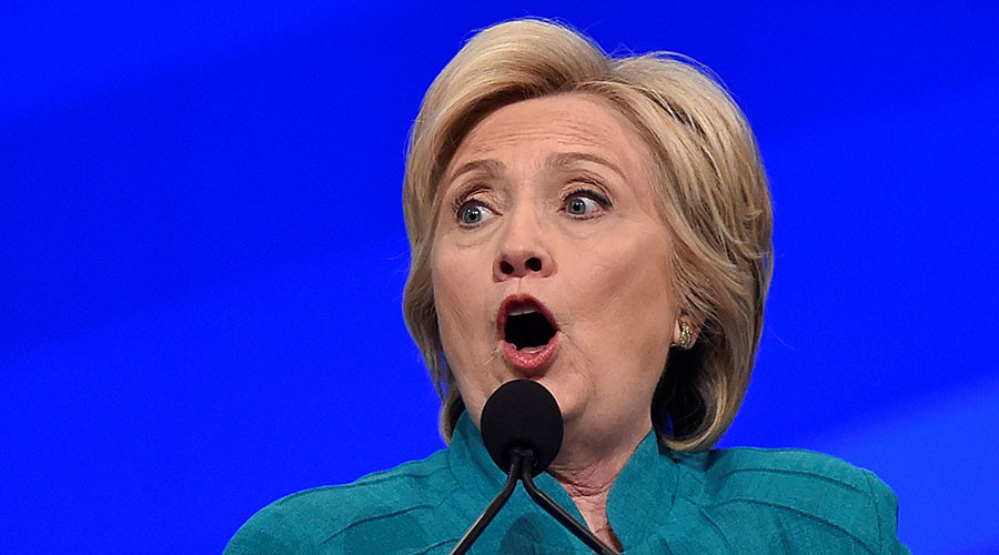'US media are distracters, veer attention from anything that can embarrass Clinton'
