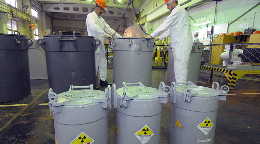 Ukraine resumes paying for spent nuclear fuel processing in Russia