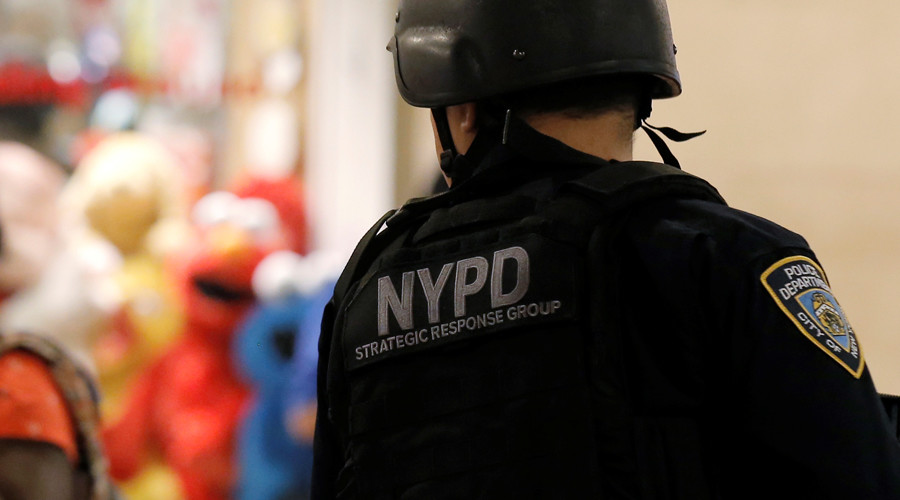 New York's proposed 'Blue Lives Matter' bill would make anti-police violence hate crime