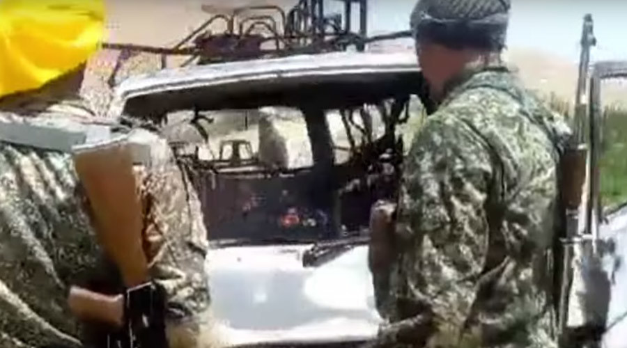 Taliban attacks buses carrying EU, US tourists in Afghanistan, injures 6 (VIDEO)