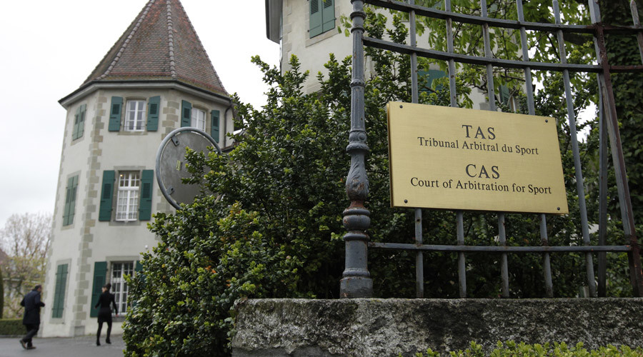 CAS dismisses IOC's blanket ban of athletes with past doping sanctions as 'unenforceable'