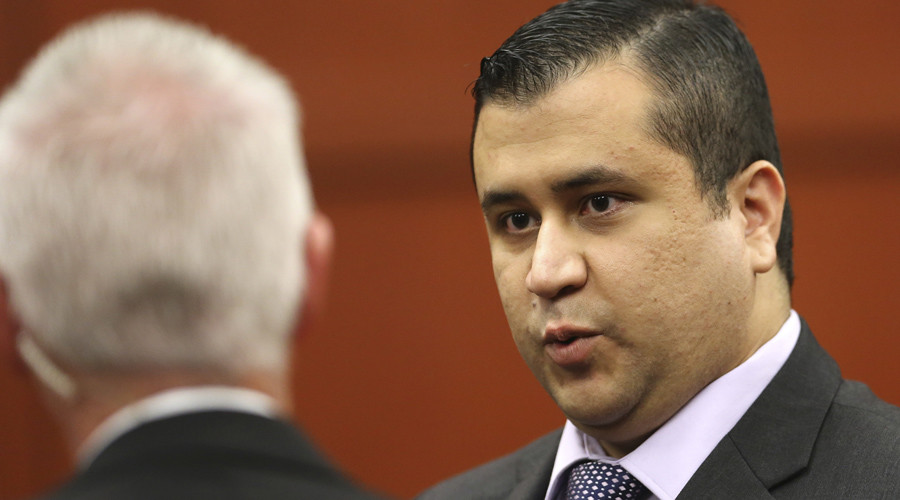 George Zimmerman punched in face after introducing himself as Trayvon Martin's killer
