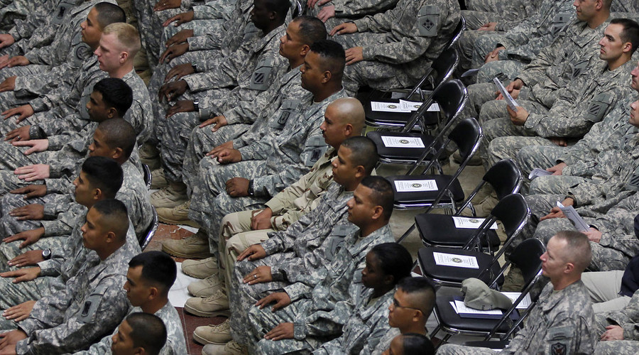 Dramatic rise in suicides among US veterans, 30% increase since 2001 – study