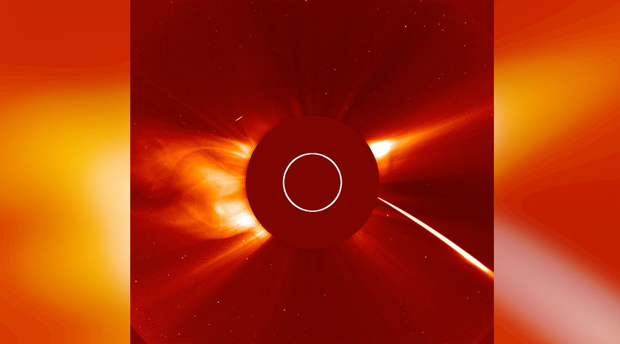 Kamikaze comet 'vaporized' by sun during 1.3 million mph plunge (VIDEO)