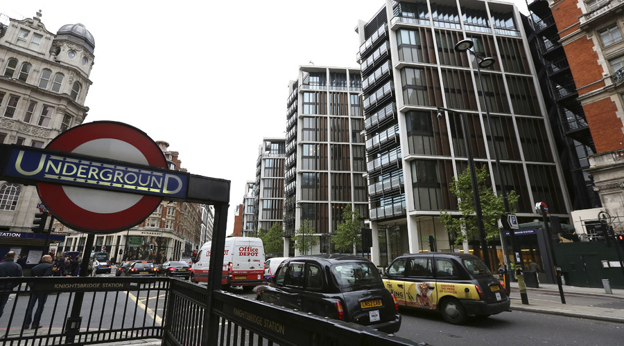 London no longer world's most expensive city