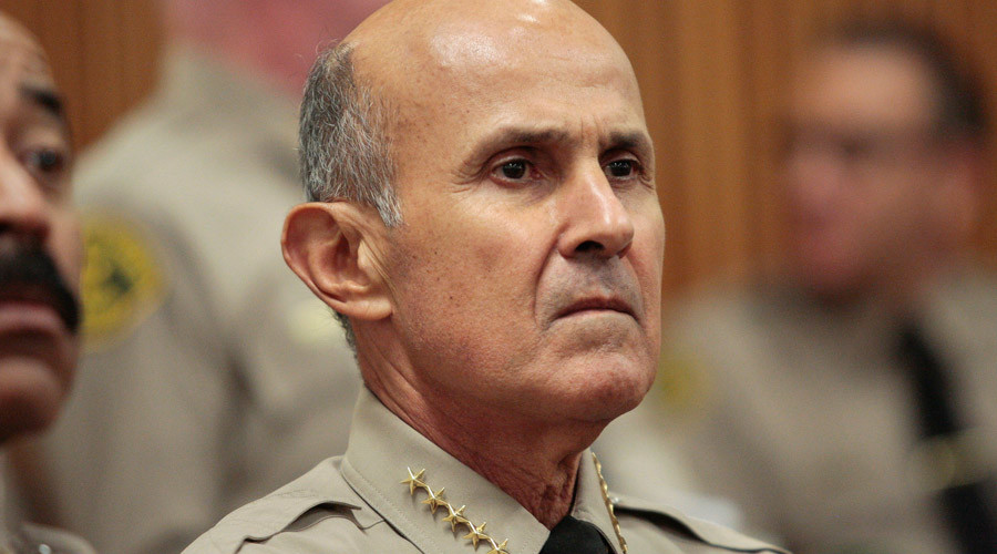 Los Angeles County Sheriff Lee Baca © Jason Redmond