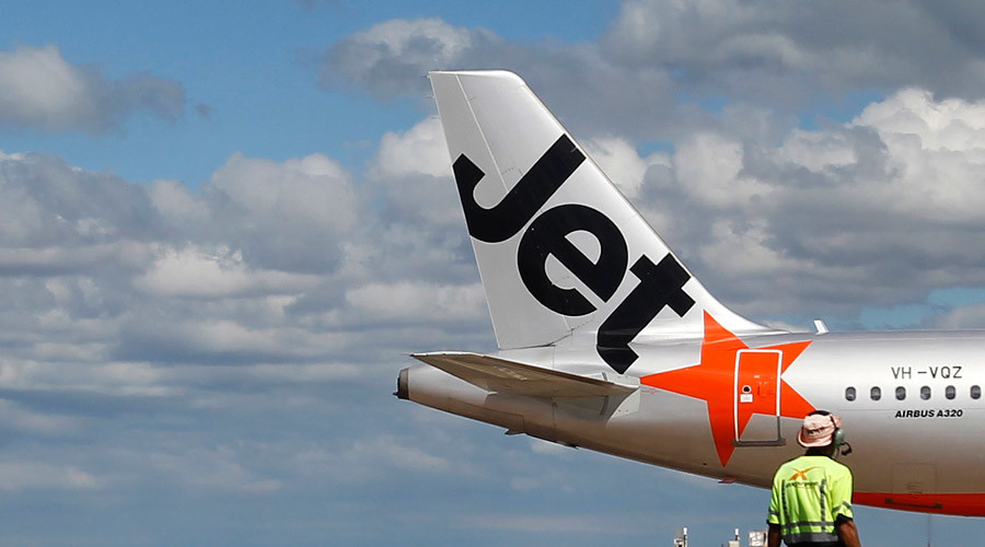 Jetstar flight with 320 people on board makes emergency landing after engine shutdown