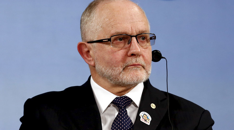 President of the International Paralympic Committee Philip Craven © Thomas Peter