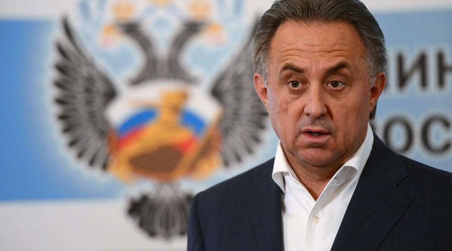 Russian Minister of Sport Vitaly Mutko © Evgeny Biyatov