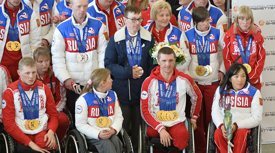Russian Paralympic team ban - 'crass & insensitive decision'