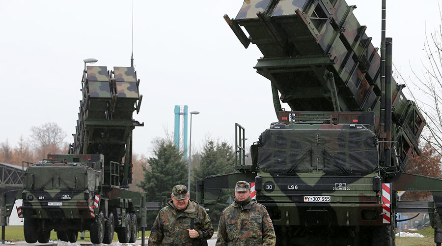 Germany, Netherlands 'to test joint Patriot-missile task force' with view to E. Europe deployment