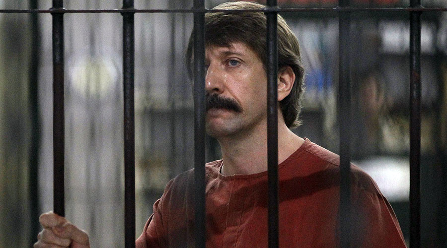 US offered Viktor Bout softer sentence for testifying against Rosneft head Sechin, wife claims