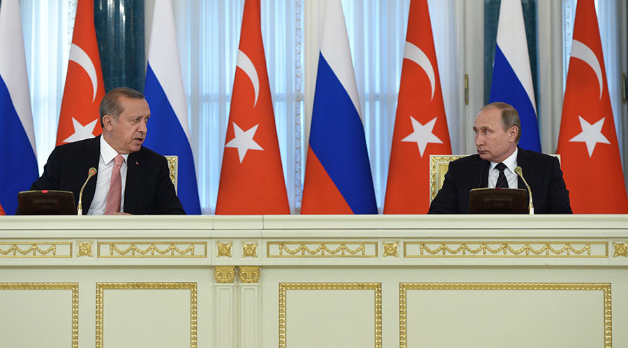 What's behind Turkey's rapprochement with Russia?