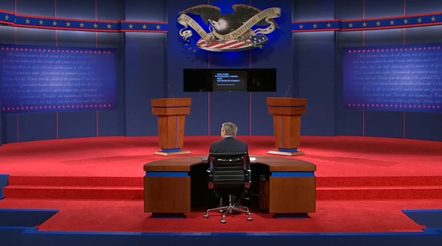 We're gonna need a bigger stage: Presidential debate commission preps for more than 2 candidates
