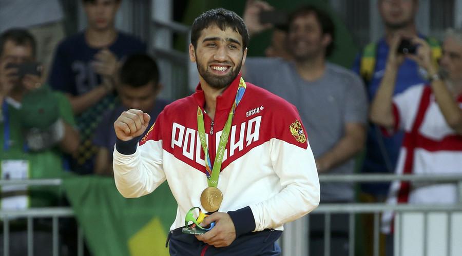 Judo brings Russia 3rd gold at Rio Olympics