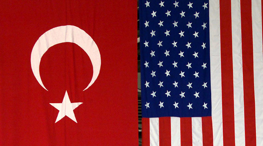'Senior' Turkish naval officer seeking asylum in US – officials