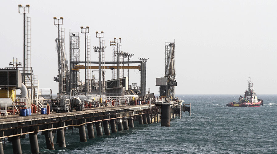 Iran's crude exports at pre-sanctions level